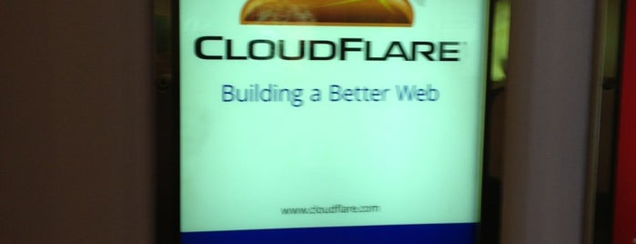 Cloudflare HQ is one of Bay Area / Tech.