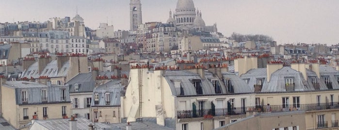 Citadines Montmartre is one of Paris.