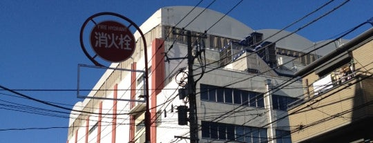 サマディ 門前仲町 テニスクラブ is one of fuji : понравившиеся места.