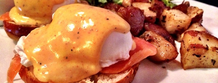 Bisou Bistronomy is one of SF Bottomless Brunches.