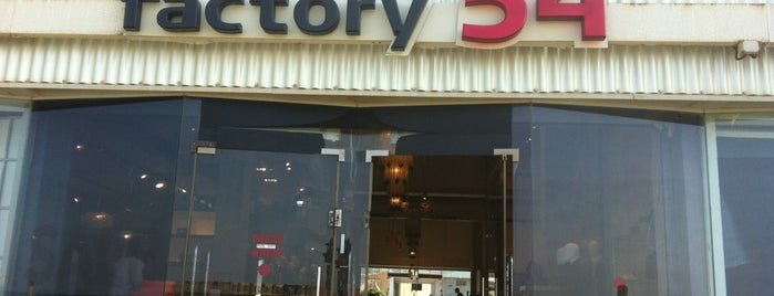 Factory 54 is one of Alexander's Liked Places.