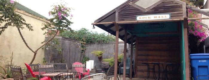 Rock Espresso Bar is one of Lugares favoritos de Alberto J S.