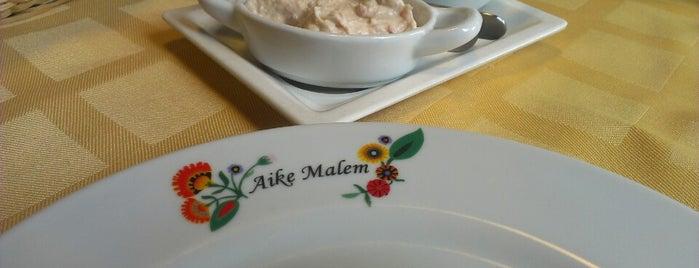 Resto Aike Malen Mar De Las Pampas is one of Locais curtidos por Ana.