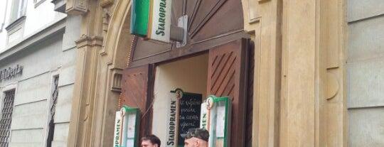 U Huberta is one of 30. Olomouckych hospod kam zajit na jedno ;-).