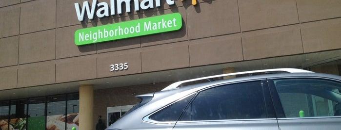 Walmart Neighborhood Market is one of Laura : понравившиеся места.