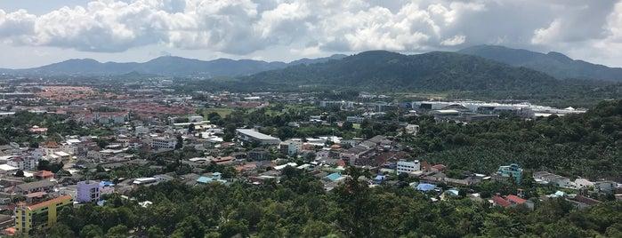 View Point Phuket town is one of Yapılacak Şeyler.