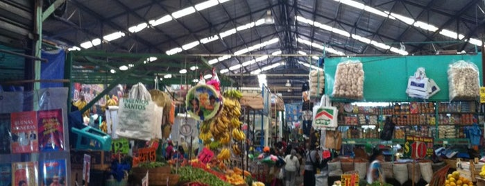 Mercado Municipal Cosme del Razo is one of Mexico.