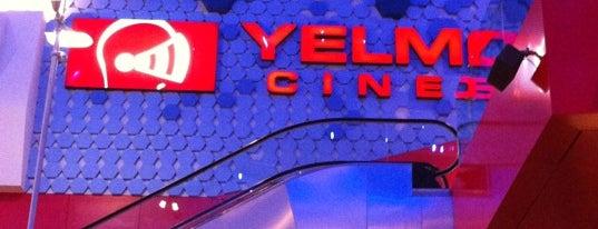 Yelmo Cines Plaza Imperial 3D is one of Tempat yang Disukai David.