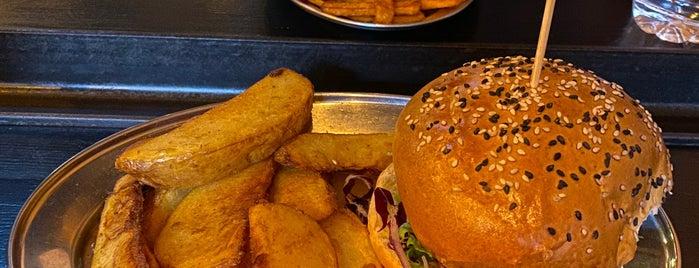Kreuzburger is one of Restaurants Berlin.