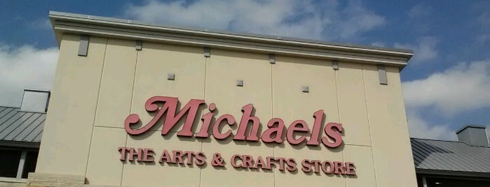 Michaels is one of Creative Spots.