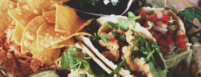 NuvoTaco is one of Durham Localista Favorites.