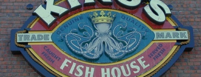 King's Fish House is one of Usa.
