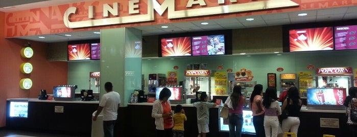 Cinemark is one of Orte, die Jose gefallen.
