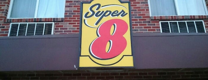 Super 8 is one of Danさんのお気に入りスポット.
