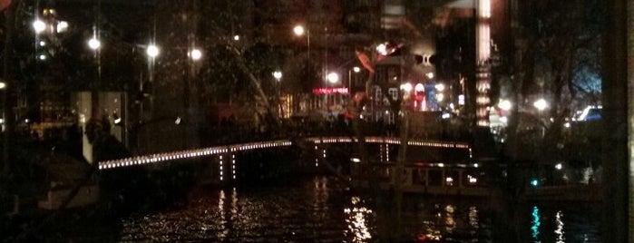 Café de Jaren is one of Best places in Amsterdam, Netherland, Worldwide.