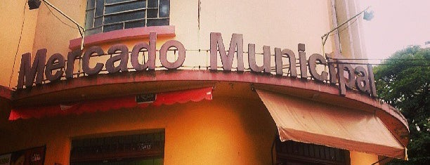 Mercado Municipal de Uberlândia is one of Orte, die AlexTRT gefallen.