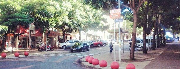Avenida Brasil is one of Lieux qui ont plu à Elis.