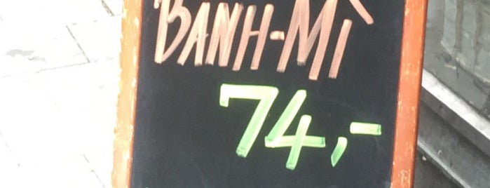 Banh Mi is one of Oslo.
