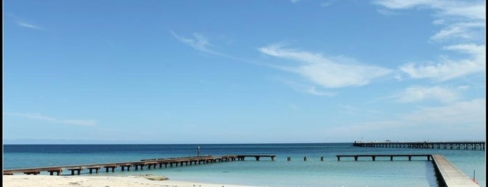 Busselton Beach is one of PERTH.