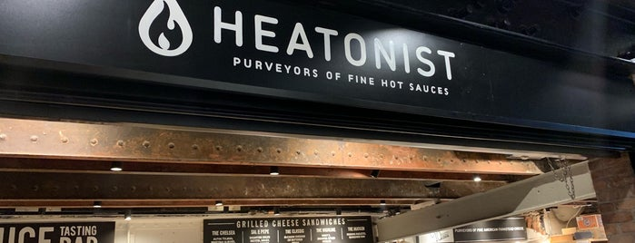 Heatonist is one of NYC Best Shops.