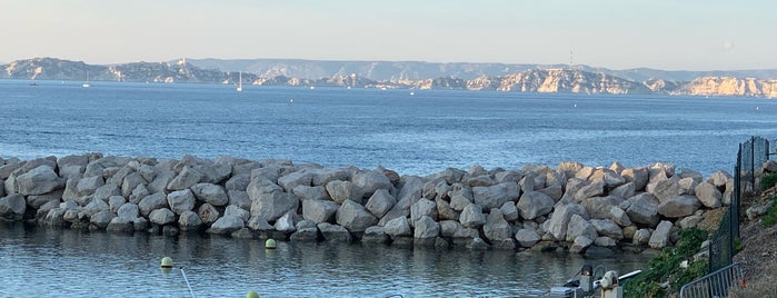 Les Goudes is one of Marseille.