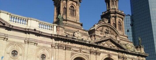 Catedral Metropolitana de Santiago is one of Minha Santiago (Chile).