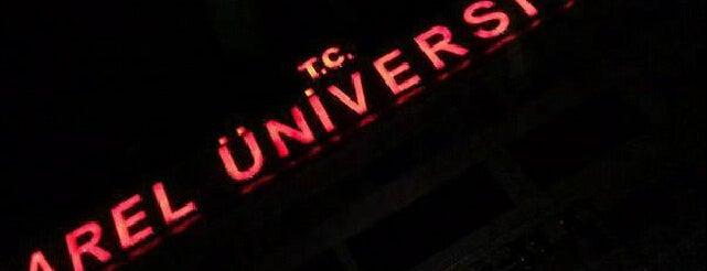 İstanbul Arel Üniversitesi is one of İstanbul'daki Üniversite ve MYO'ların Kampüsleri.