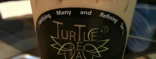 Turtle Tea is one of Locais salvos de Justin.