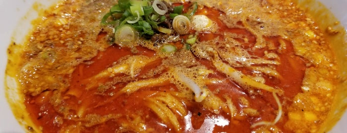 Killer Noodle by Tsujita is one of LA 2018.