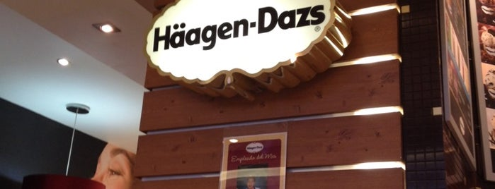 Häagen-Dazs is one of Locais curtidos por Carlos.
