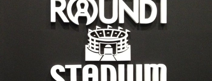 Round1 Stadium is one of Osaka.