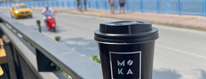 Moka The Art Of Coffee is one of Kuşadası.