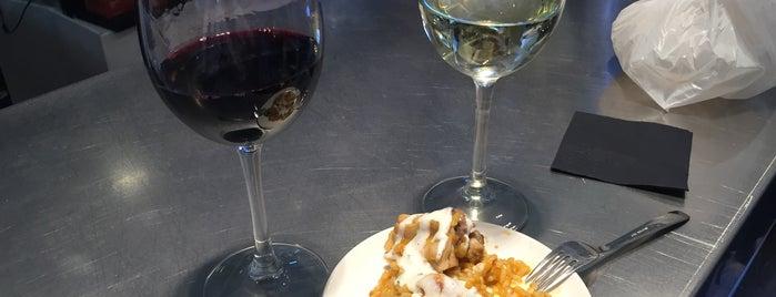 Lasa is one of Madrid - Restaurantes.