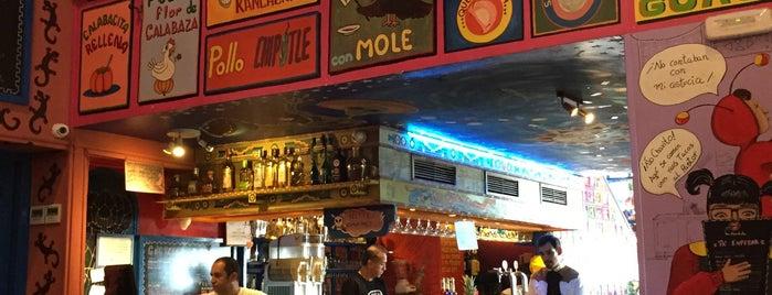 La Mordida De Pio is one of Madrid - Restaurantes.