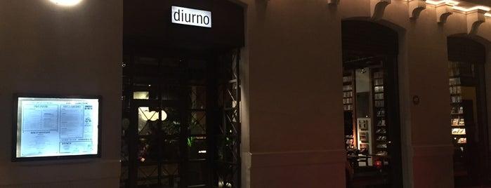 Diurno Restaurant & Bar is one of Madrid - Restaurantes.