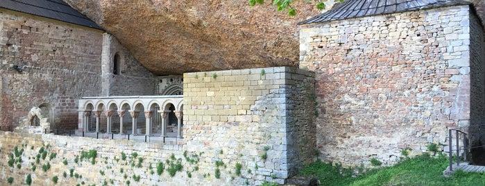 Monasterio De San Juan De La Peña is one of Aragon.