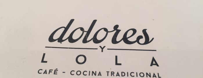 Dolores y Lola is one of Madrid - Restaurantes.