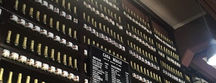 Casa Mingo is one of Madrid - Restaurantes.
