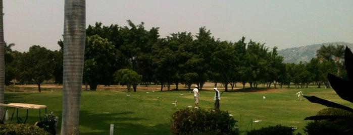 Club De Golf San Gaspar is one of Tempat yang Disukai Fhara.