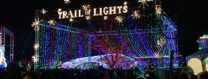 Austin Trail of Lights is one of Keep Austin Awesome.