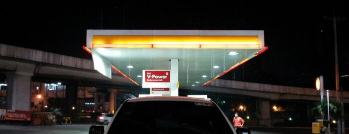 Shell Service Station is one of Shank : понравившиеся места.