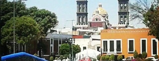 Barrio de Analco is one of Para el desestrés en Puebla.