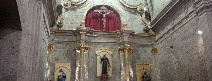 Templo San Diego De Alcala is one of Locais curtidos por Fernanda.