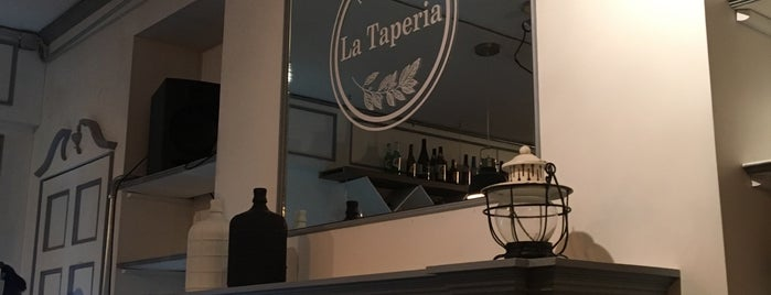 La Taperia is one of Mayteさんのお気に入りスポット.