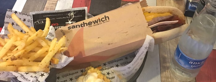 santhewich is one of BenC AnKARa.