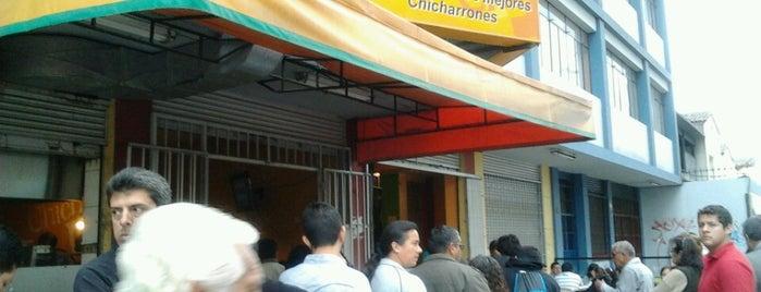 Chicharrones del Inca is one of Orte, die Aldo gefallen.