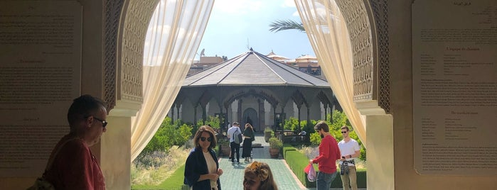 Le Jardin Secret is one of Marrakech.