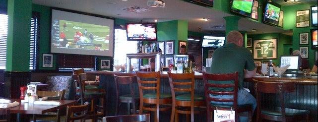 Duffy's Sports Grill is one of Orte, die Leo gefallen.