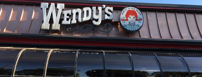 Wendy's is one of Steven's Liked Places.