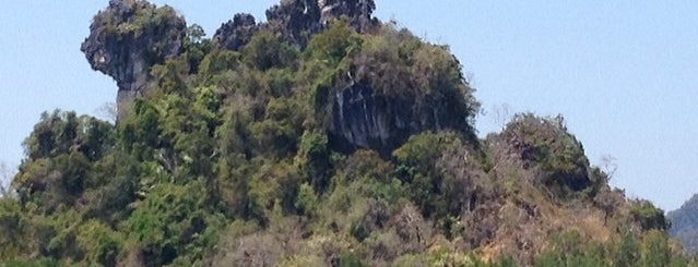 Mahju Mountain is one of Trips / Thailand.